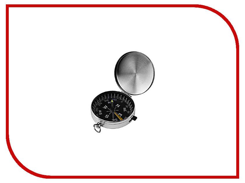 Компас Kromatech металлический 45mm с крышкой и фиксатором стрелки