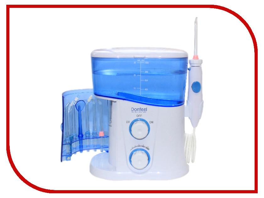 Ирригатор Donfeel OR-830 зубная электрощетка donfeel hsd 015