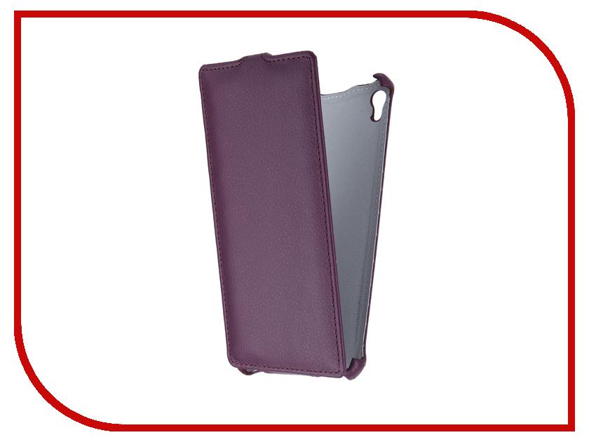 Аксессуар Чехол-флип Sony Xperia XA Ultra F3216 Gecko Violet GG-F-SONXAU-VIO<br>