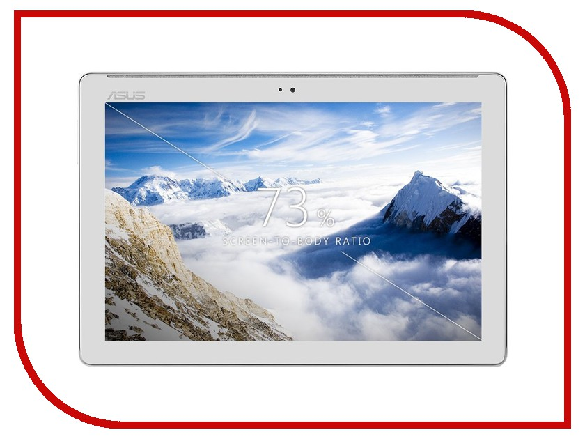 Планшет ASUS ZenPad 10 Z300CNL-6B019A White 90NP01T5-M02290 (Intel Atom Z3560 1.8 GHz/2048Mb/32Gb/LTE/Wi-Fi/Cam/10.1/1280x800/Android)<br>
