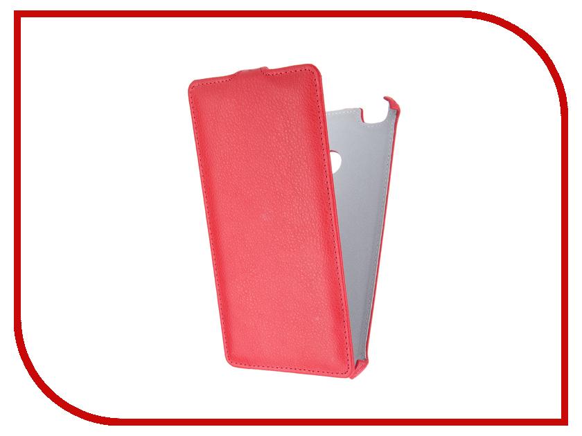 Аксессуар Чехол-флип Xiaomi Mi Max Gecko Red GG-F-XMMIMAX-RED<br>