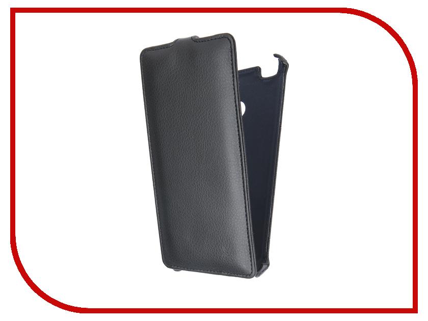 Аксессуар Чехол-флип Xiaomi Mi Max Gecko Black GG-F-XMMIMAX-BL<br>