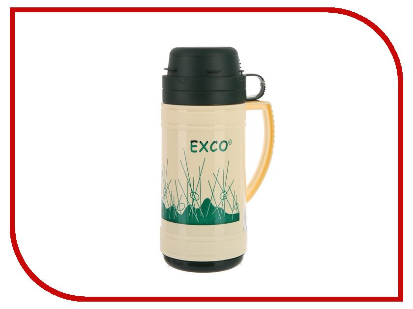 Термос EXCO EN050 500ml Beige-Black<br>