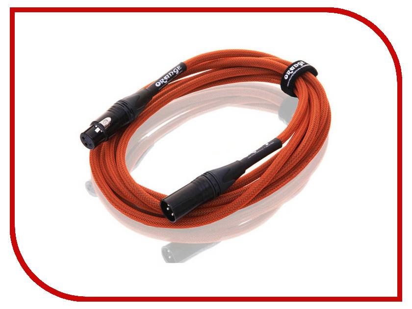 Аксессуар ORANGE XLR-XLR 3m шнур Orange CA-XX-MIC-OR-10<br>