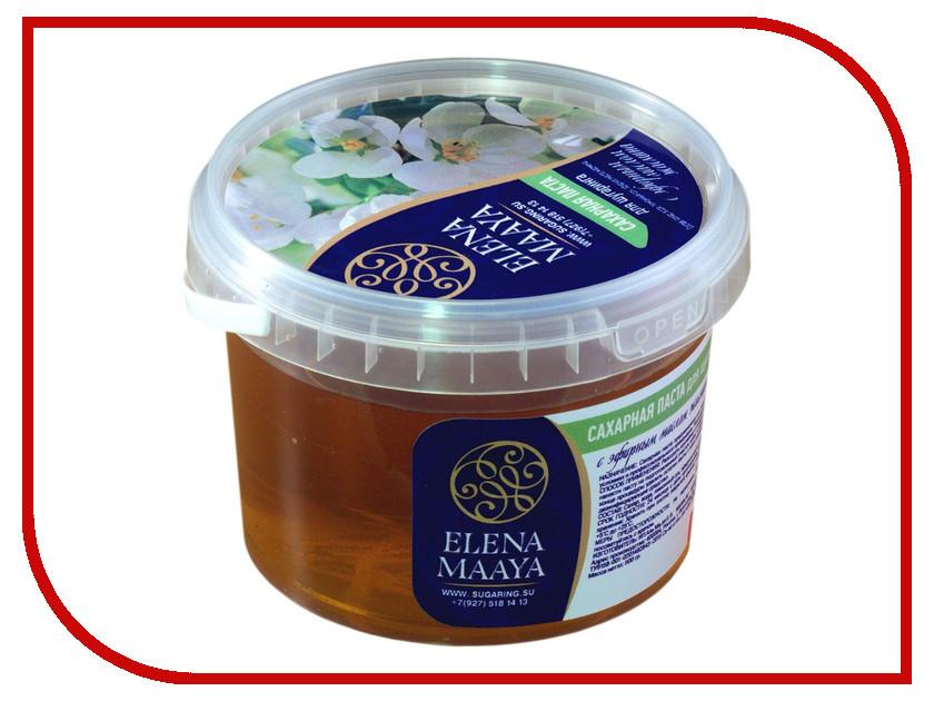 Домашний шугаринг Elena Maaya Сахарная паста с эфирным маслом жасмина Medium<br>