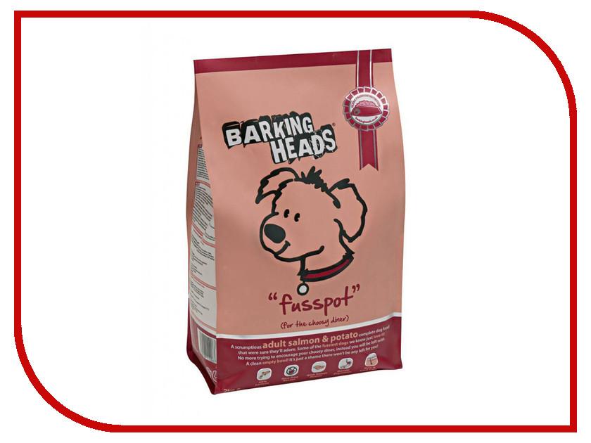 Корм Barking Heads Лосось/Картофель 6kg для собак 0070/18112<br>