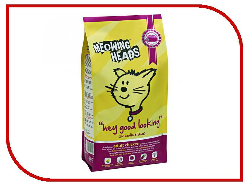 Корм Barking Heads Курица/Рис 2kg для кошек 0100/20125<br>