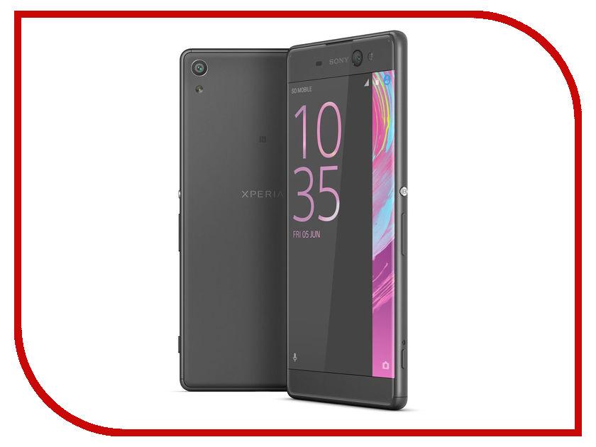 Сотовый телефон Sony F3212 Xperia XA Ultra Dual Graphite Black сотовый телефон sony f3212 xperia xa ultra dual graphite black