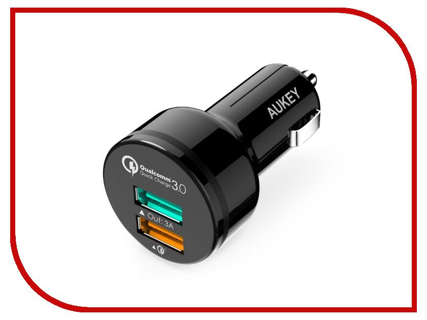 Зарядное устройство Aukey Device 2xUSB CC-T7 зарядное устройство aukey 4xusb cc t9