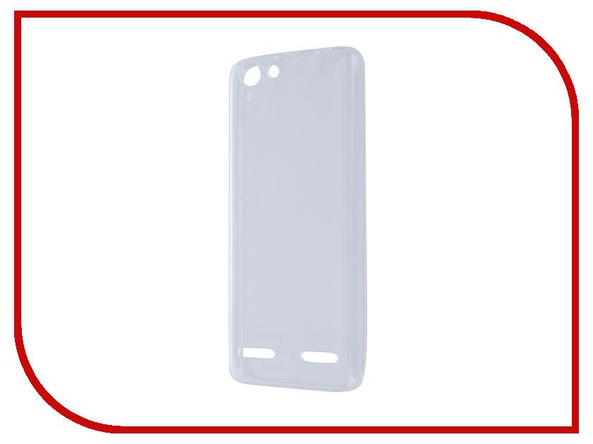 Аксессуар Чехол Lenovo Vibe K5 A6020 Pulsar Clipcase Transparent PTC0119<br>