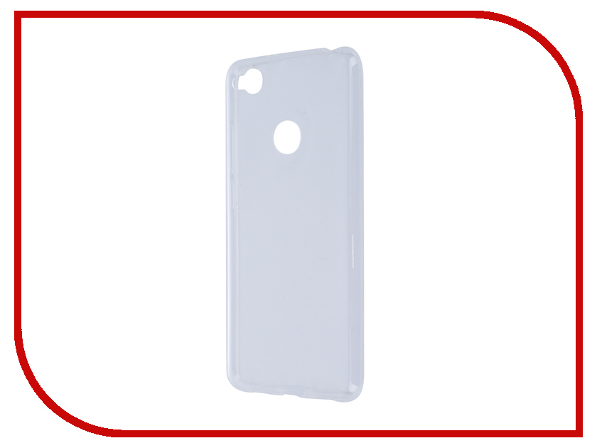 Аксессуар Чехол ZTE Nubia Z11 Mini Pulsar Clipcase Transparent PTC0123<br>