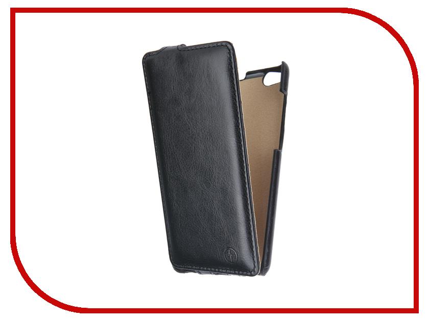 Аксессуар Чехол Xiaomi Redmi 3 Pulsar Shellcase Black PSC0893