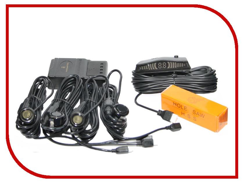 Парктроник AutoExpert PS-4L-profi-B аксессуар чехол накладка microsoft lumia 950 xl ibox crystal red