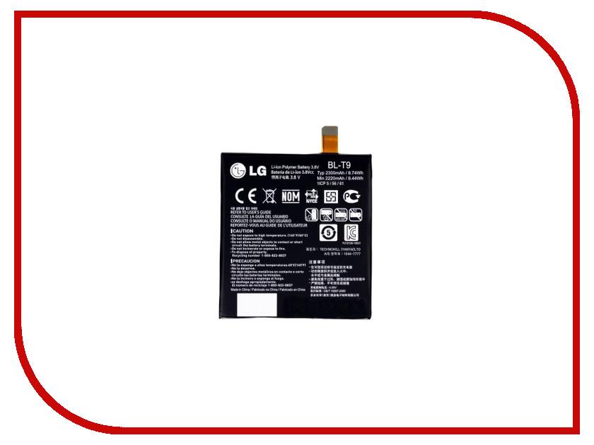 Аксессуар Аккумулятор LG BL-T9 Partner 2300mAh ПР034344