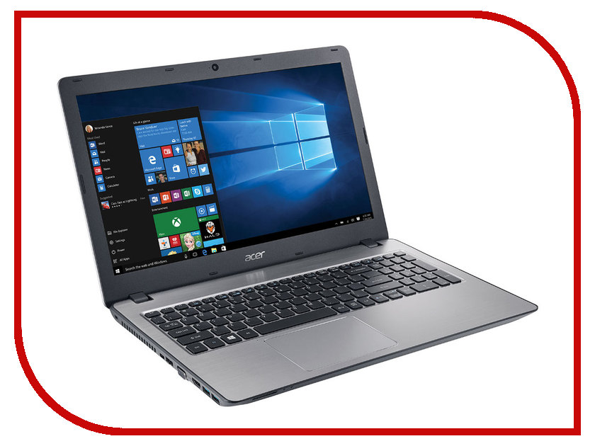 Ноутбук Acer Aspire F5-573G-5331 NX.GDAER.007 Intel Core i5-6200U 2.3 GHz/6144Mb/1000Gb/DVD-RW/nVidia GeForce GTX 950M 4096Mb/Wi-Fi/Bluetooth/Cam/15.6/1920x1080/Windows 10 64-bit
