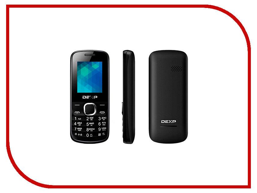 Сотовый телефон DEXP Larus C3 Black<br>