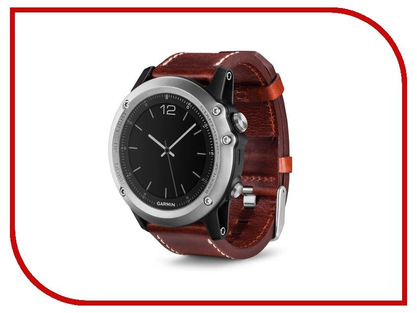 Умные часы Garmin Fenix 3 Sapphire Silver 010-01338-62