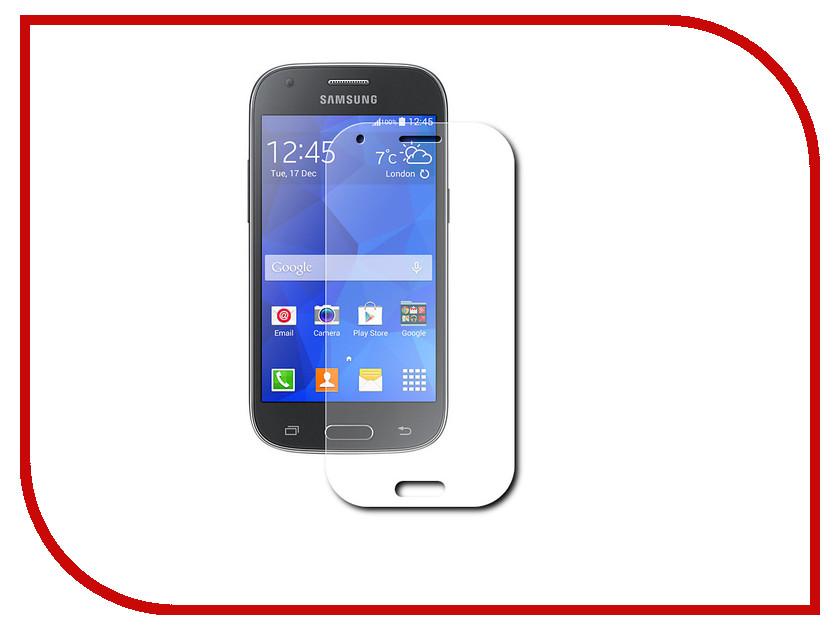 Аксессуар Защитная пленка для Samsung G310E Galaxy Ace Style Ainy глянцевая аксессуар защитная пленка samsung g925f galaxy s6 edge ainy матовая
