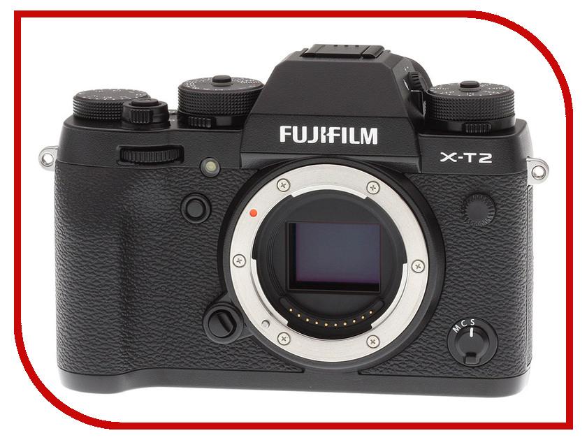 Фотоаппарат Fujifilm X-T2 Body fujifilm x t1 body