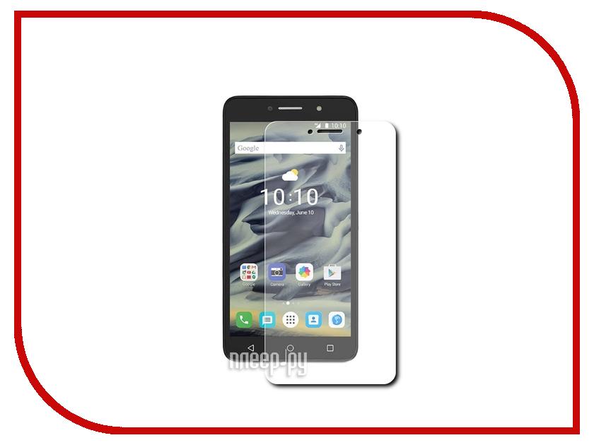 Аксессуар Защитная пленка Alcatel 5056X POP 4+ LuxCase суперпрозрачная 51380<br>