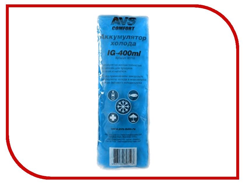 Аккумулятор холода AVS IG-400ml 80710