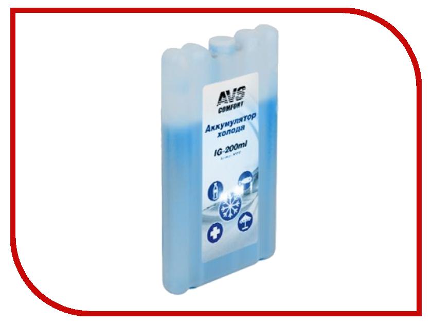 Аккумулятор холода AVS IG-200ml 80707<br>