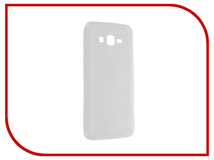 Аксессуар Чехол-накладка Samsung Galaxy J7 SM-J700 Krutoff Transparent 11703<br>