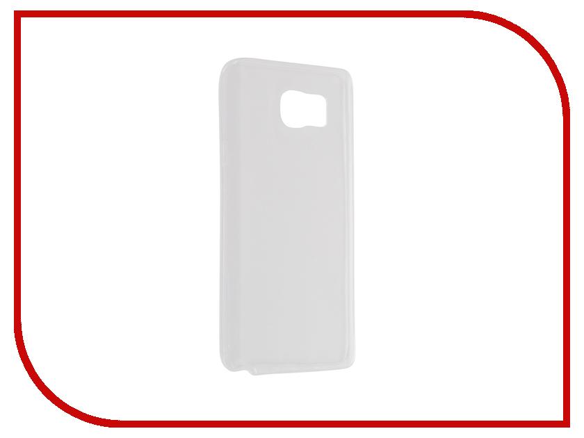 Аксессуар Чехол-накладка Samsung Galaxy Note 5 Krutoff Transparent 11756<br>