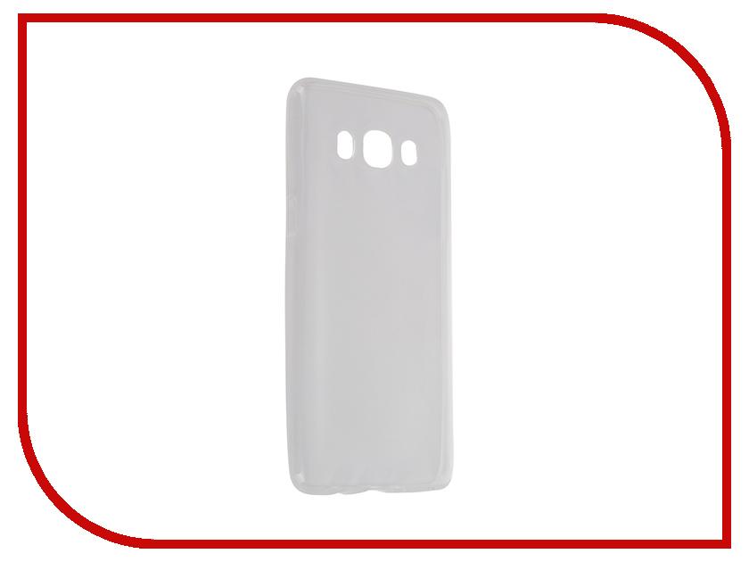 Аксессуар Чехол-накладка Samsung Galaxy J5 2016 SM-J510 Krutoff Transparent 11758<br>