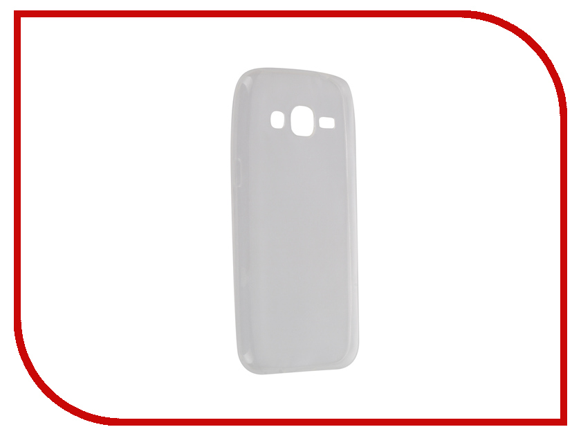 ��������� �����-�������� Samsung Galaxy J2 Krutoff Transparent 11613