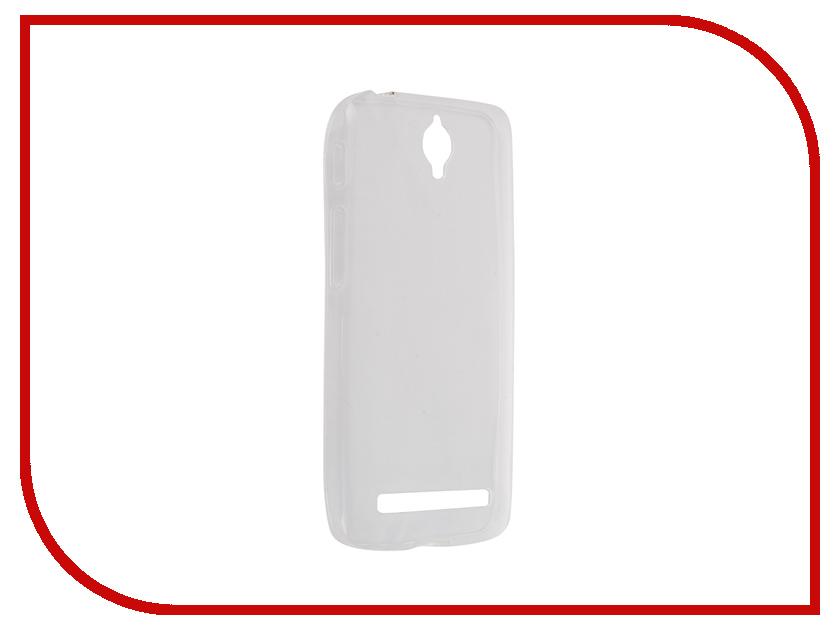 Аксессуар Чехол-накладка ASUS ZenFone Go ZC451TG Krutoff Transparent 11767<br>