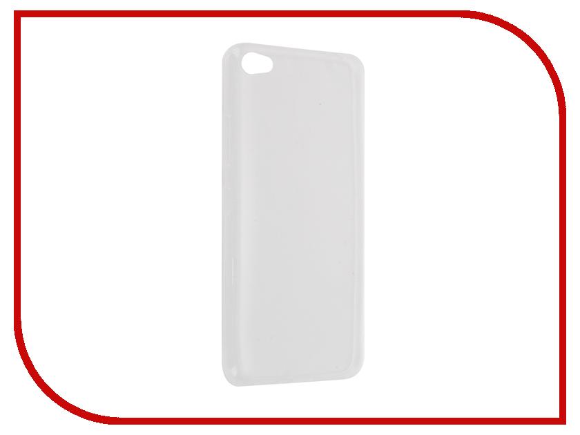 Аксессуар Чехол-накладка Lenovo S60 Krutoff Transparent 11605 чехол для для мобильных телефонов lenovo s60 s60