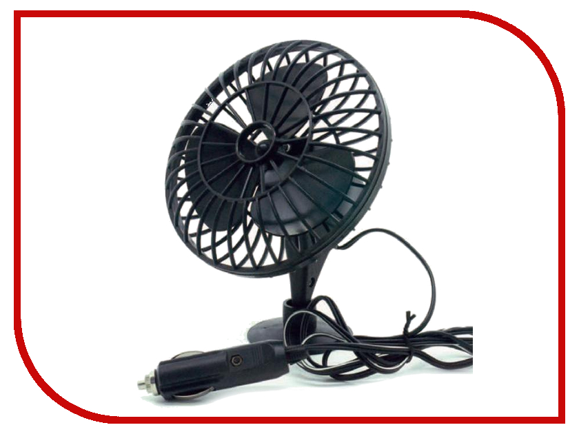 Вентилятор AVS Comfort 9041 12V Black 43472<br>