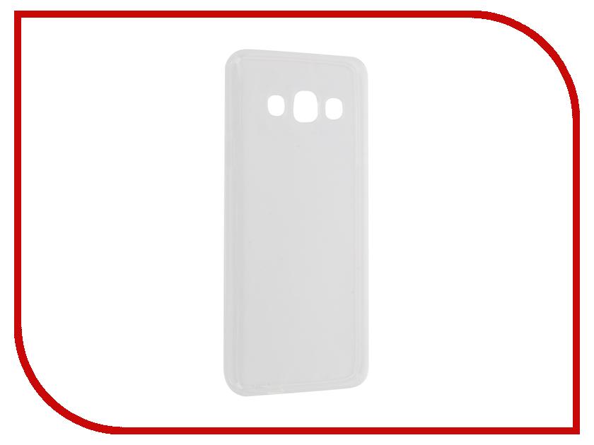 Аксессуар Чехол-накладка Samsung Galaxy A3 SM-A300F Transparent Apollo 11748<br>