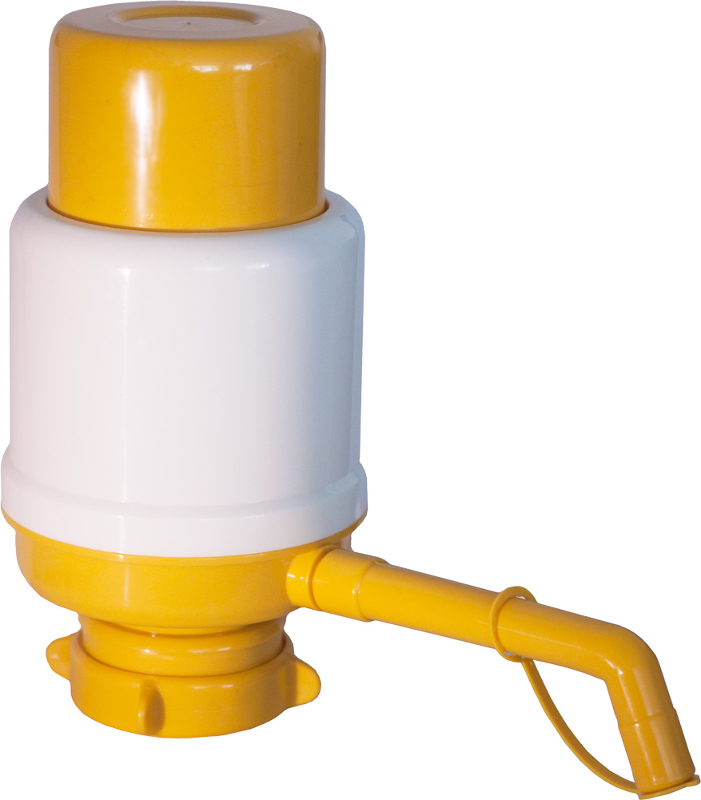 Помпа водяная ручная Aqua Work Dolphin Eco Yellow