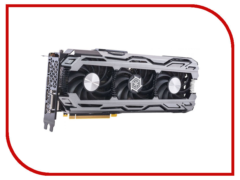 Видеокарта Inno3D C1060-1SDN-N5GNX