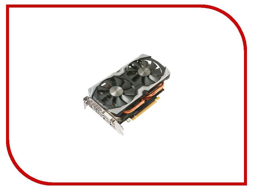 Видеокарта Zotac AMP! Edition GeForce GTX 1060 1556Mhz PCI-E 3.0 6144Mb 8000Mhz 192 bit DVI HDMI HDCP ZT-P10600B-10M