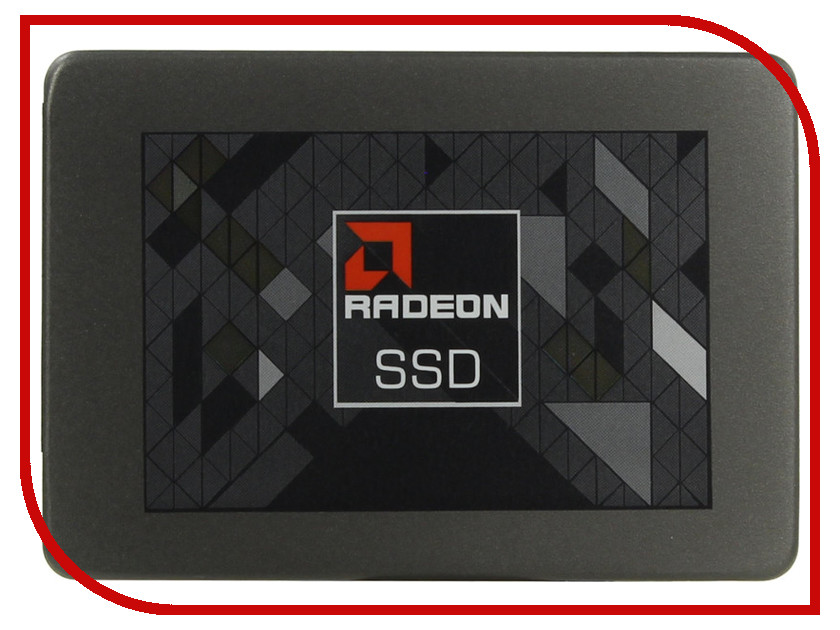 Жесткий диск 240Gb - AMD Radeon R3 R3SL240G жесткий диск 240gb patriot hellfire ph240gpm280ssdr