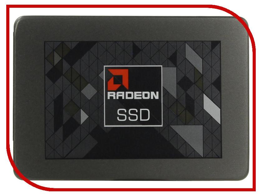 Жесткий диск 480Gb - AMD Radeon R3 R3SL480G<br>