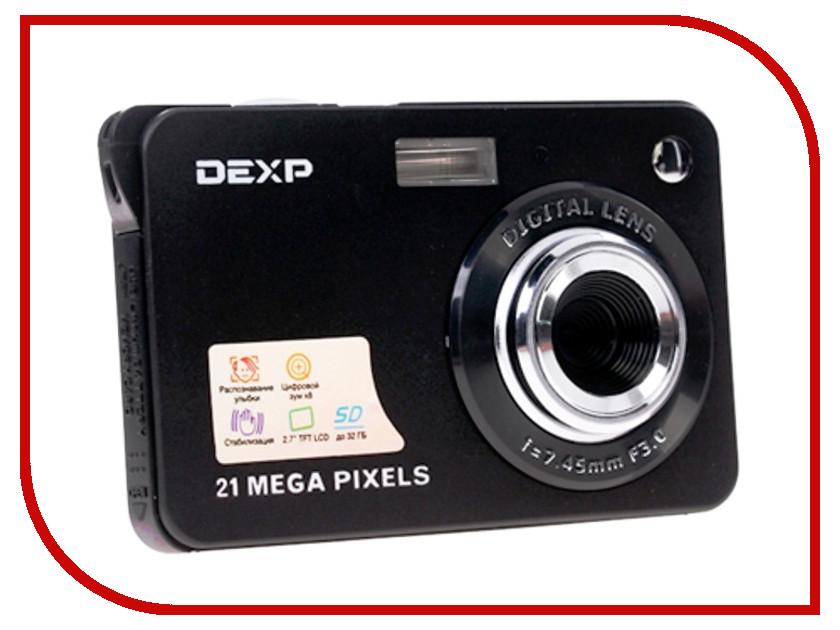 Фотоаппарат DEXP DC5100 Black<br>