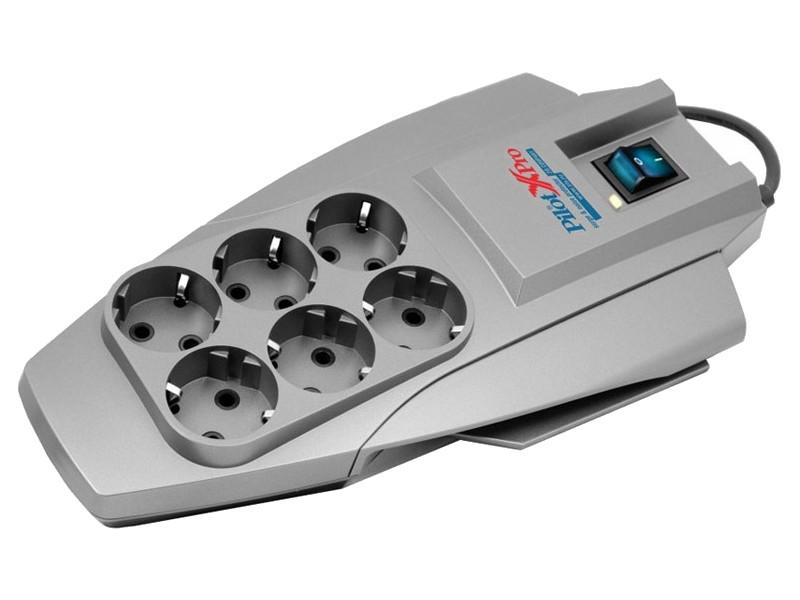 Сетевой фильтр Zis Pilot X-Pro 6 Sockets 5m 841506