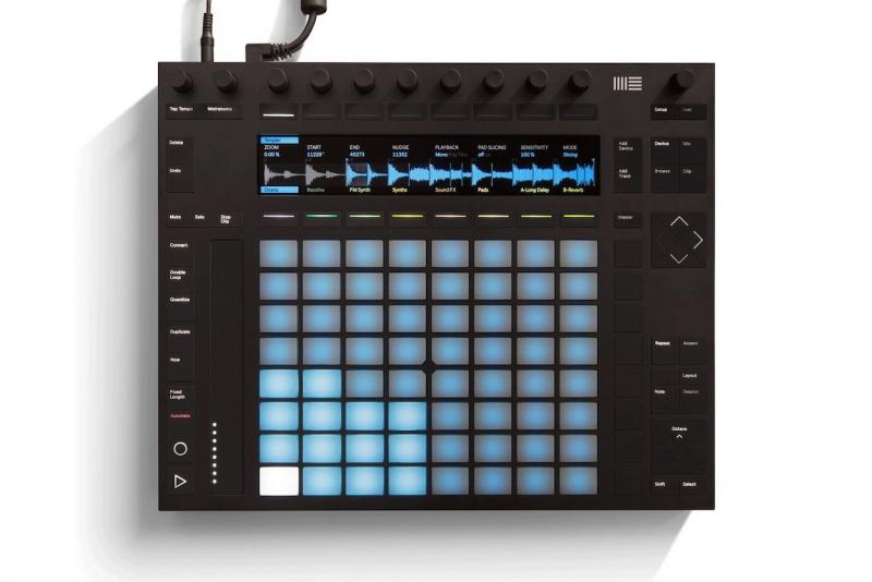 MIDI-контроллер Ableton Push 2 + Suite Bundle цена и фото