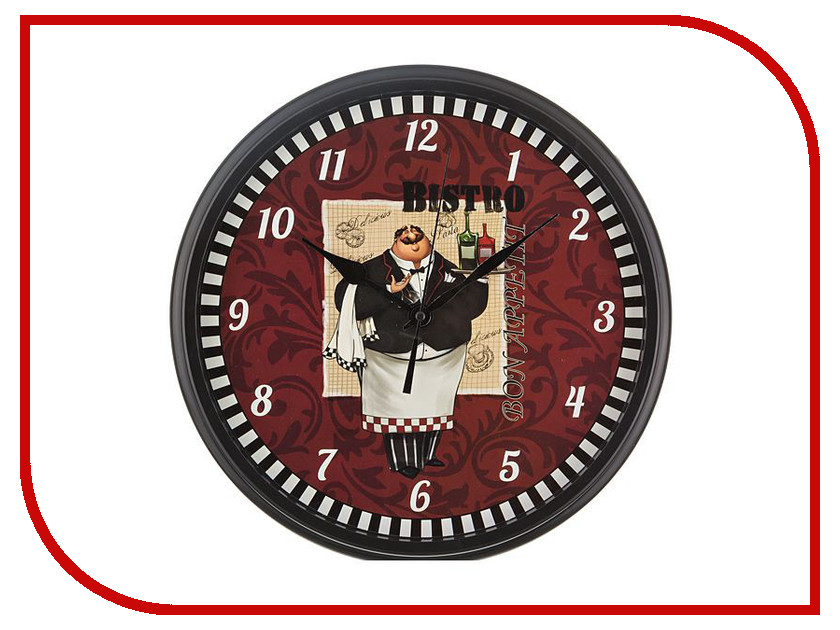 Часы настенные Lefard Chef Kitchen 220-128<br>