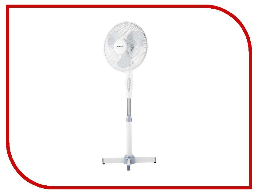 Вентилятор Scarlett SC-1370 White