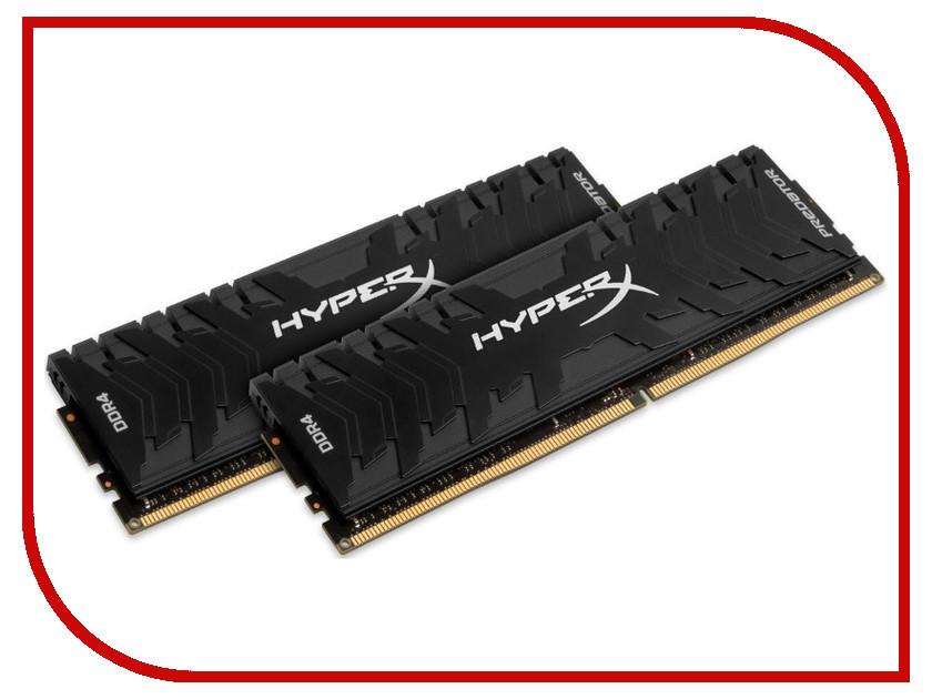 все цены на Модуль памяти Kingston Predator DDR4 DIMM 3333MHz PC4-26600 CL16 - 16Gb KIT (2x8Gb) HX433C16PB3K2/16 онлайн