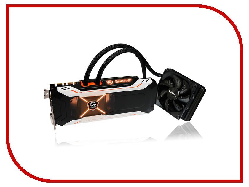 Видеокарта GigaByte GV-N1080XTREME W-8GD