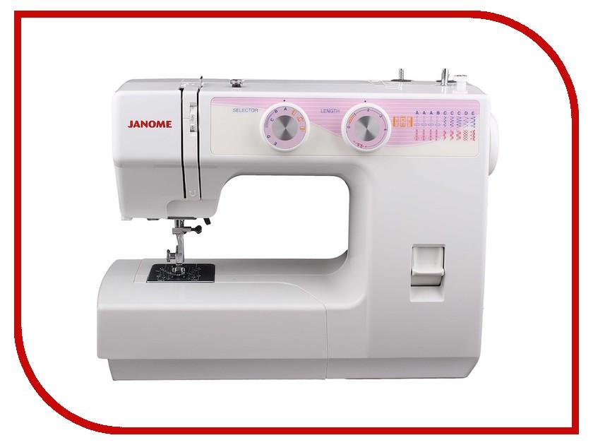 Швейная машинка Janome JT 1108 швейная машина janome jt 1108