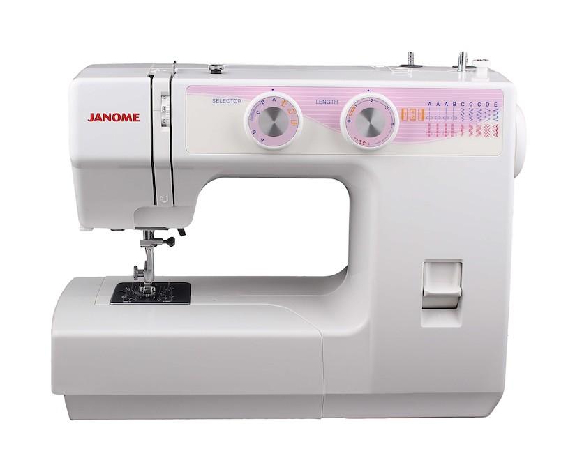 Швейная машинка Janome JB 1108/JS 1108/JN 1108/JT 1108