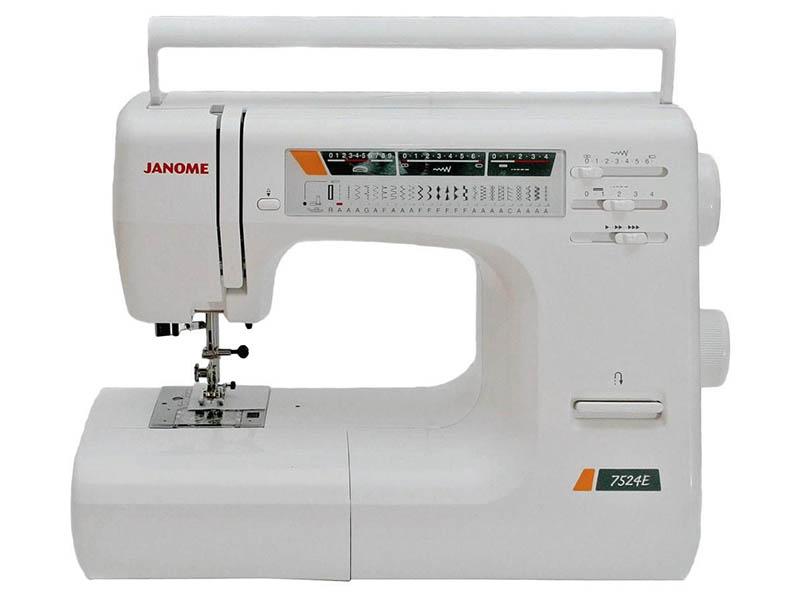 Швейная машинка Janome 7524Е цена