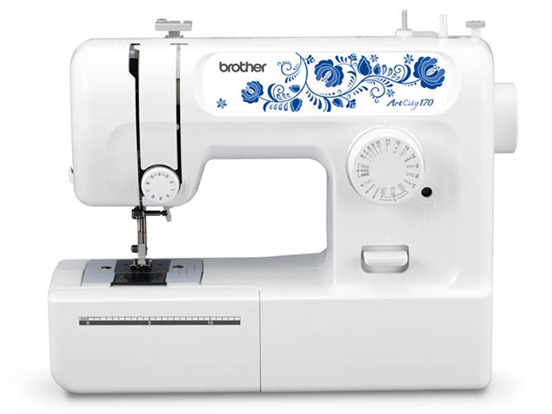 Швейная машинка Brother ArtCity 170 швейная машинка brother jsl 18 white